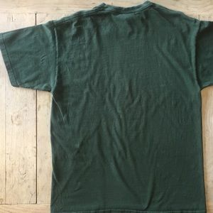 """Vintage Shirts - Green Bay Packers  """"We'll never forget you Brent"""""""